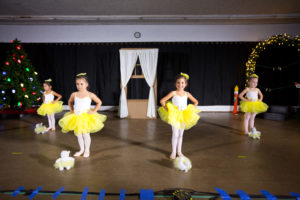 Keiki Ballet/Creative Movement (Ages 3-6) with Sarah Dunaway