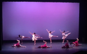 Beg/Int. Contemporary Ballet (Ages 7-14) with Sarah Dunaway