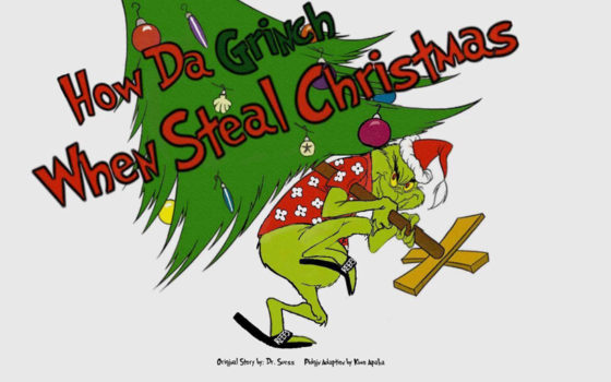 How Da Grinch Wen Steal Christmas at PPAC!