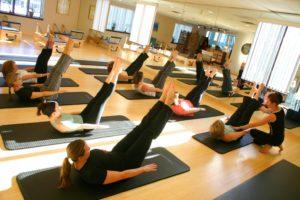 Pilates with Kea