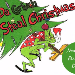 DVD – How the Grinch Wen Steal Christmas