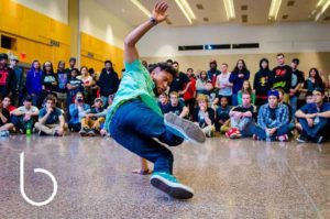 Hip Hop Breaking (Ages up to 14)