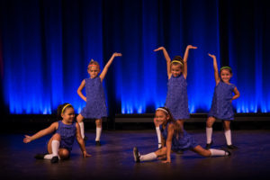 Beg/Int. Jazz (Ages 7-14) with Sarah Dunaway