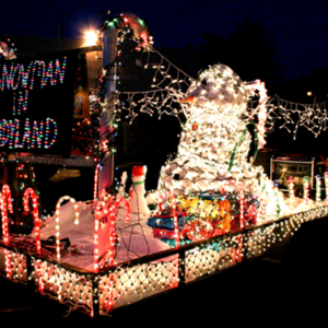 Hilo Light Parade! Saturday, November 25th