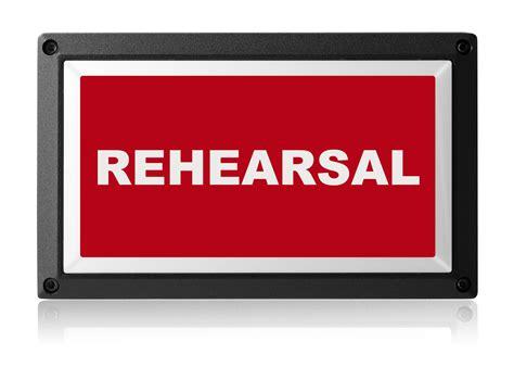 Private Rehearsal - Sarah D.