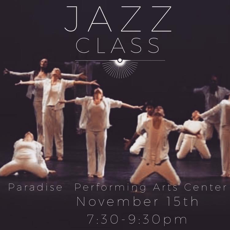 Teen/Adult Jazz Class