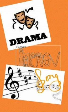 Little Actors - I Got D.I.S.! (Drama, Improv and Song) (Ages 4-6)