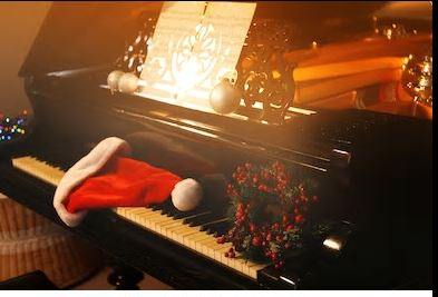 """SING CLUB #7 """"Baby It's Cold Outside"""" Holiday Themed Party"""