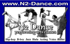 N2Dance Private Voice