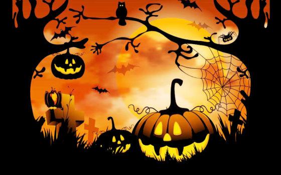 Halloween Costume Dance Party