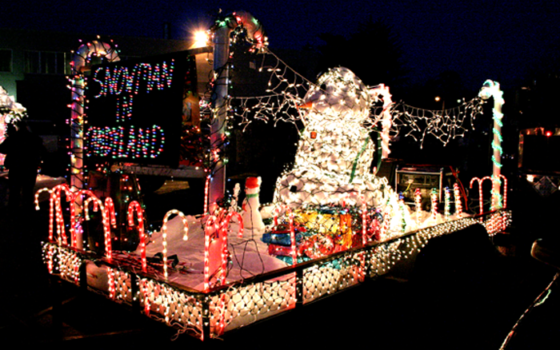 Hilo Light Parade! Saturday, November 25th